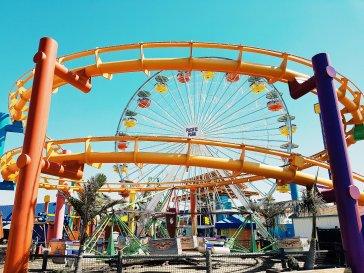 Pacific Park - Santa Monica - The Chris's Adventures