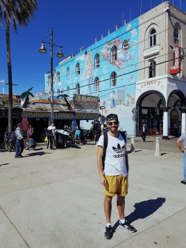 Venice Beach - The Chris's Adventures