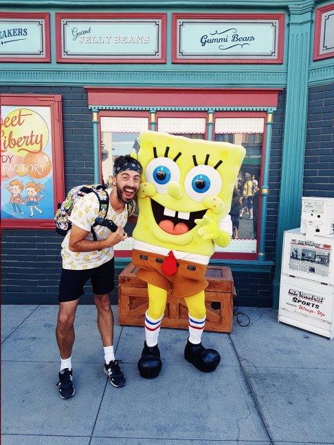 Sponge Bob - The Chris's Adventures