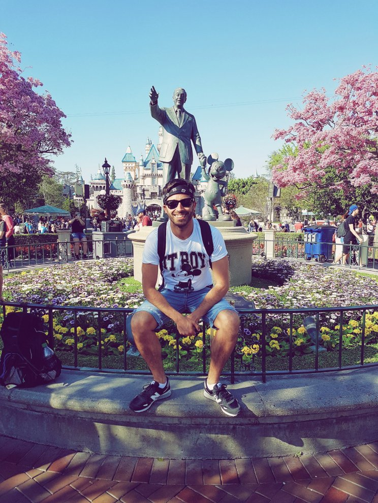 Disneyland Anaheim - The Chris's Adventures -