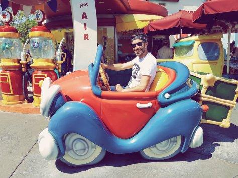 ToonTown - Disneyland Anaheim - The Chris's Adventures -