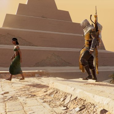 Assassin's Creed® Origins - Vue sur l'Egypte - The Chris's Adventures