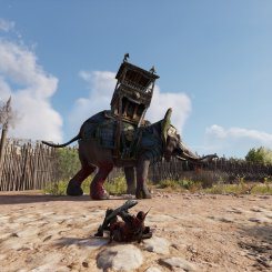Assassin's Creed® Origins - LA chasse aux éléphants - The Chris's Adventures