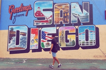Welcome to San Diego - The Chris's Adventures