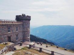 Station météorologique du mont Aigoual - The Chris's Adventures
