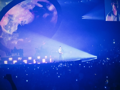 the Shawn Mendes Tour - The Chris's Adventures