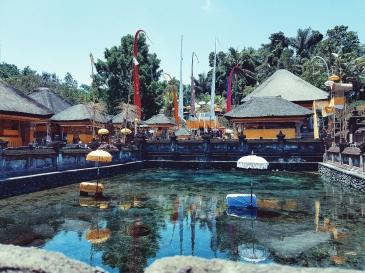 Source d'eau sacré - Temple de Tirta Empul - The Chris's Adventures