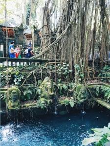 architecture - Sacred Monkey Forest Sanctuary - The Chris's Adventures