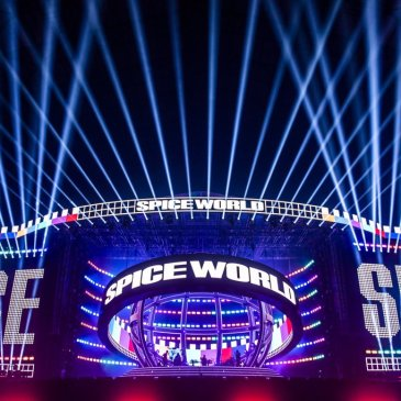 Scene du SpiceWorld Tour 2019 - The Chris's Adventures