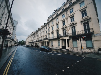 Dans les rues de Londres 1 - The Chris's Adventures