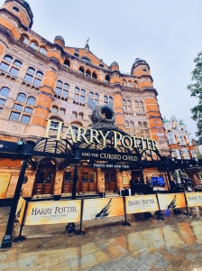 Harry Potter and the Cursed Child - The Sherlock Holmes Museum - The Chris's Adventures