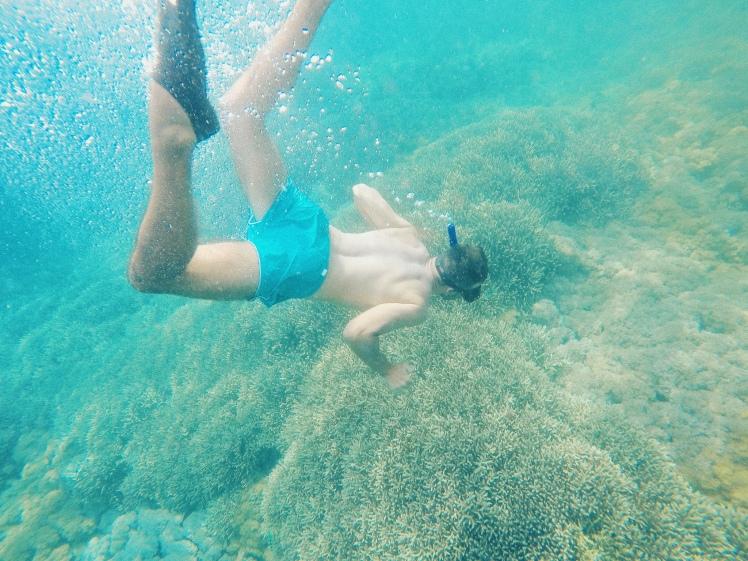 Mangrove Bay- Nusa Lembongan - The Chris's Adventures