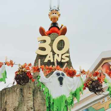Les 30 ans du parc Asterix - The Chris's Adventures