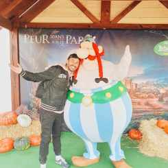 Avec Obelix - Peur sur le parc - The Chris's Adventures